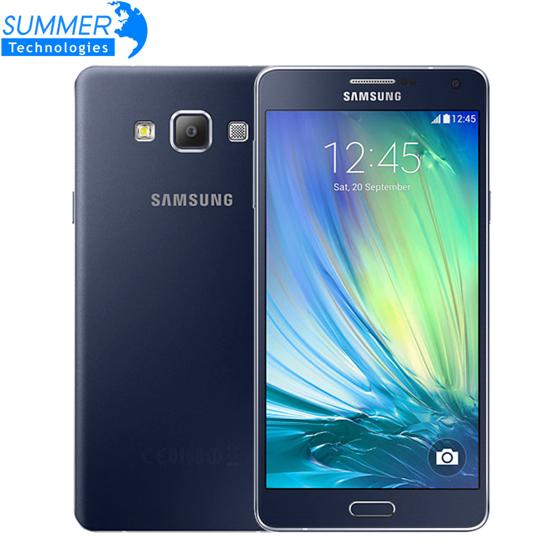 Original Samsung Galaxy A7 A7000 Mobile Phone Dual SIM 4G Octa core 13MP Camera 5 5