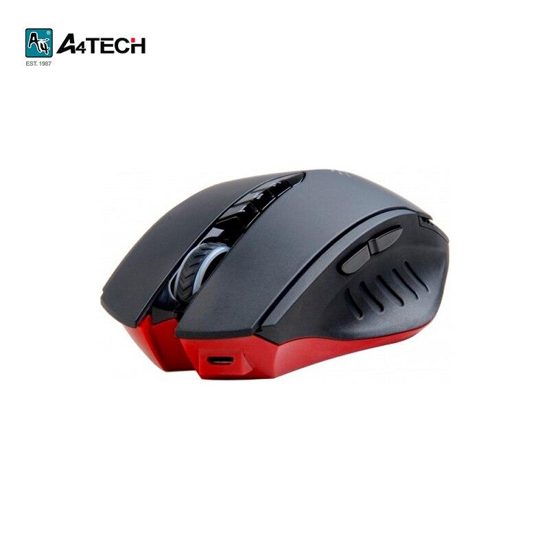 Купить со скидкой Мышь A4Tech Bloody R8-1/r80 черный