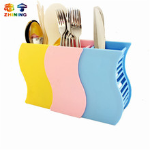 1 PC plastic chopsticks cage multifunction newest kitchen storage rack can put pens toothbrush bathroom tools free shipping Y-35