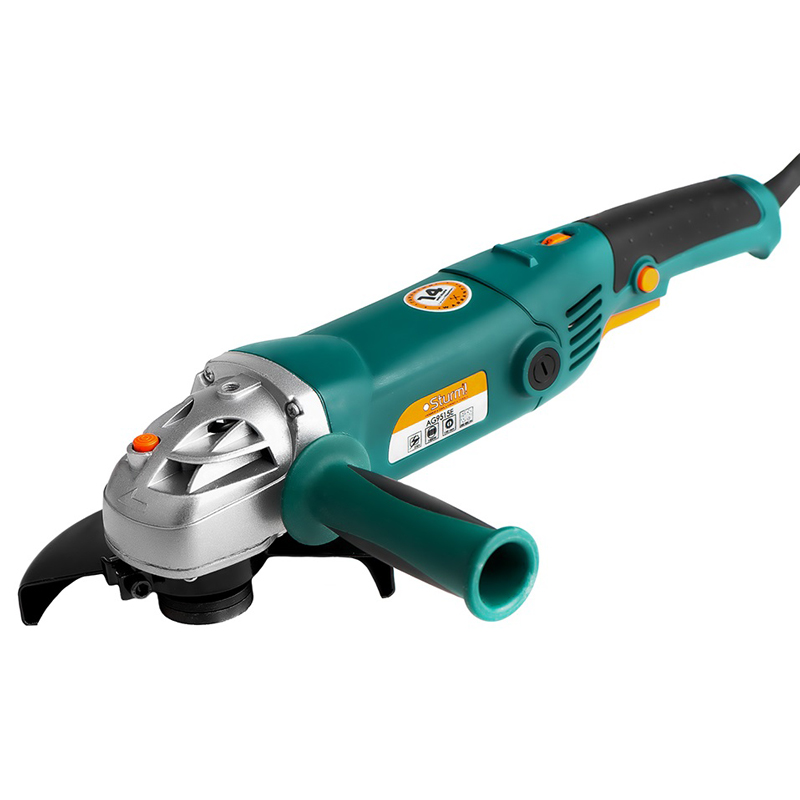 Angle grinder Sturm! AG9515E kalibr mshu 125 955 electric angle grinder polisher machine hand wheel grinder tool