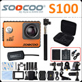 SOOCOO S100 4K Wifi Action Camera Gyro Stabilizer 30m Waterproof Diving Outdoor Mini Sport Camera DV with Optional GPS Extension