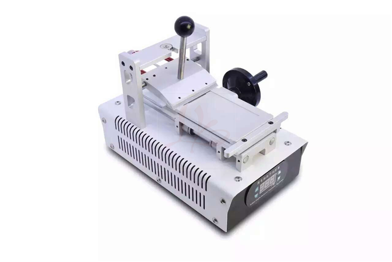 New LY 903 OCA hand wheel type glue Remover Machine for chip repair use semi auto lcd repair machine ly 948v 3 oca pack c for 7 inch free tax to europe