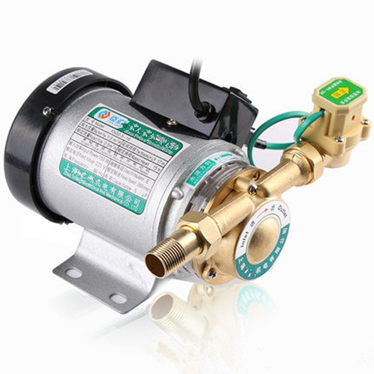ФОТО inline water booster pumps use japanese imported bearing air booster pump