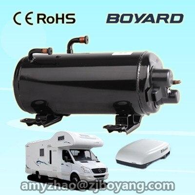 R410a 9000btu horizontal compressors RV rooftop Caravan air conditioner r410a 9000btu horizontal compressors rv rooftop caravan air conditioner