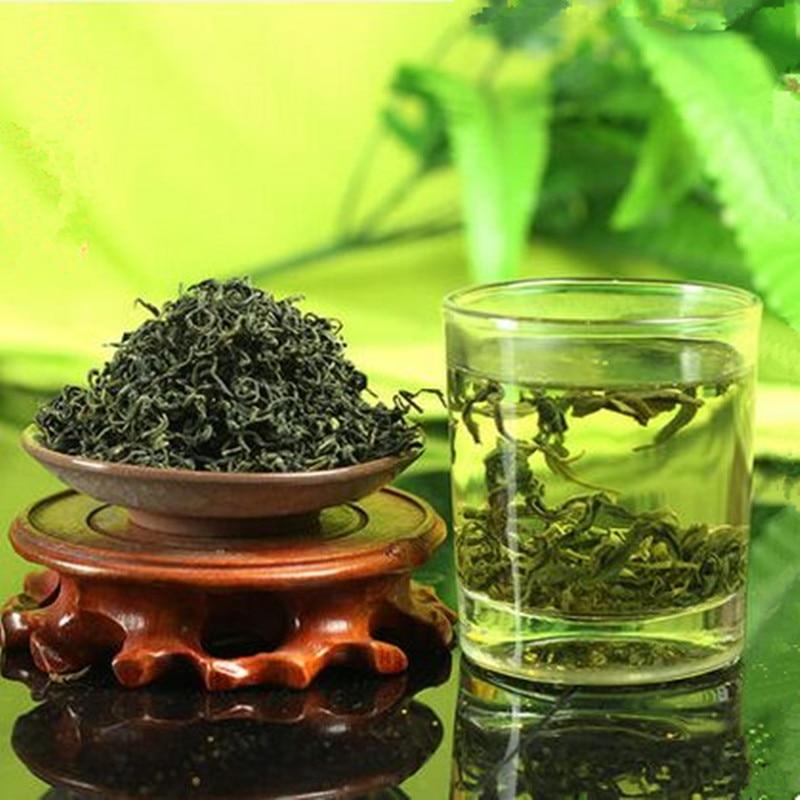 Free shipping Sunshine green tea authentic Cloud mountain tea In bulk Aroma of green tea 500 g от Aliexpress INT