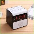 HKTC 3368 Bluetooth стерео Мини-Динамик радио будильник беспроводной телефон небольшие стереодинамики Радио