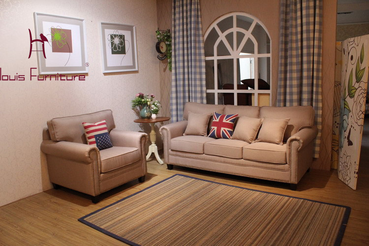 North American Style Luxury Suit Sofa SOLO Rural Wind Home Decorfurniture  Household For Living Room Simple