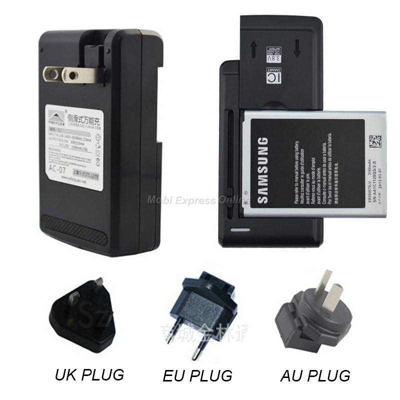 battery charger for samsung galaxy alpha j5 j7 j3 2016 s4 s5 s3 mini neo note 4 lg v20 g5 g3 g4. Black Bedroom Furniture Sets. Home Design Ideas