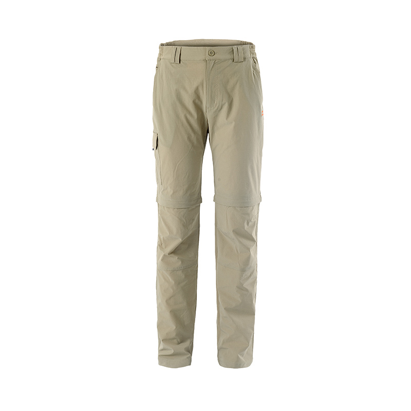 Naturehike Mens Quick-drying Trousers Summer Breathable Pants Detachable Sport Pants NH02Y016-KM