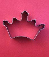 eoonfirst бренд королева корона из нержавеющей стали формочки