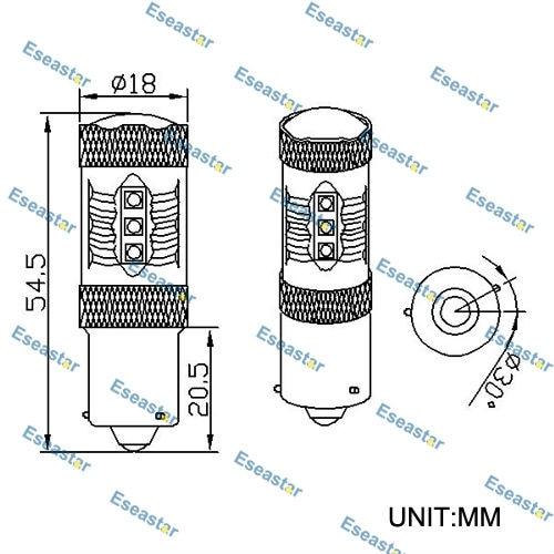 BAU15S-80W-LED-HIGH-POWER-SIZE