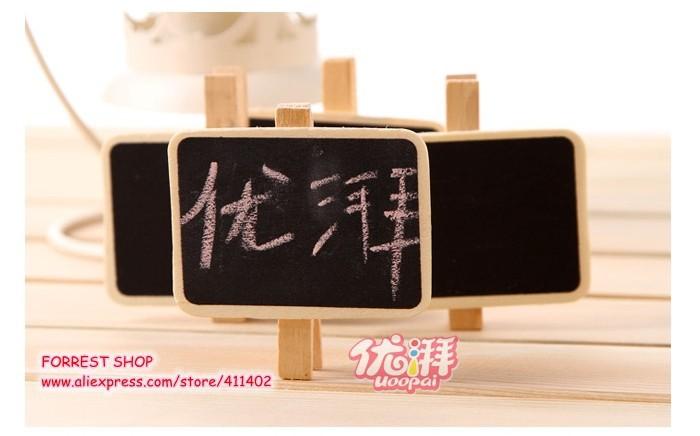 мини деревянные доски клип прекрасный доске клипы украшение партии фотобумага колышки УФРС-72