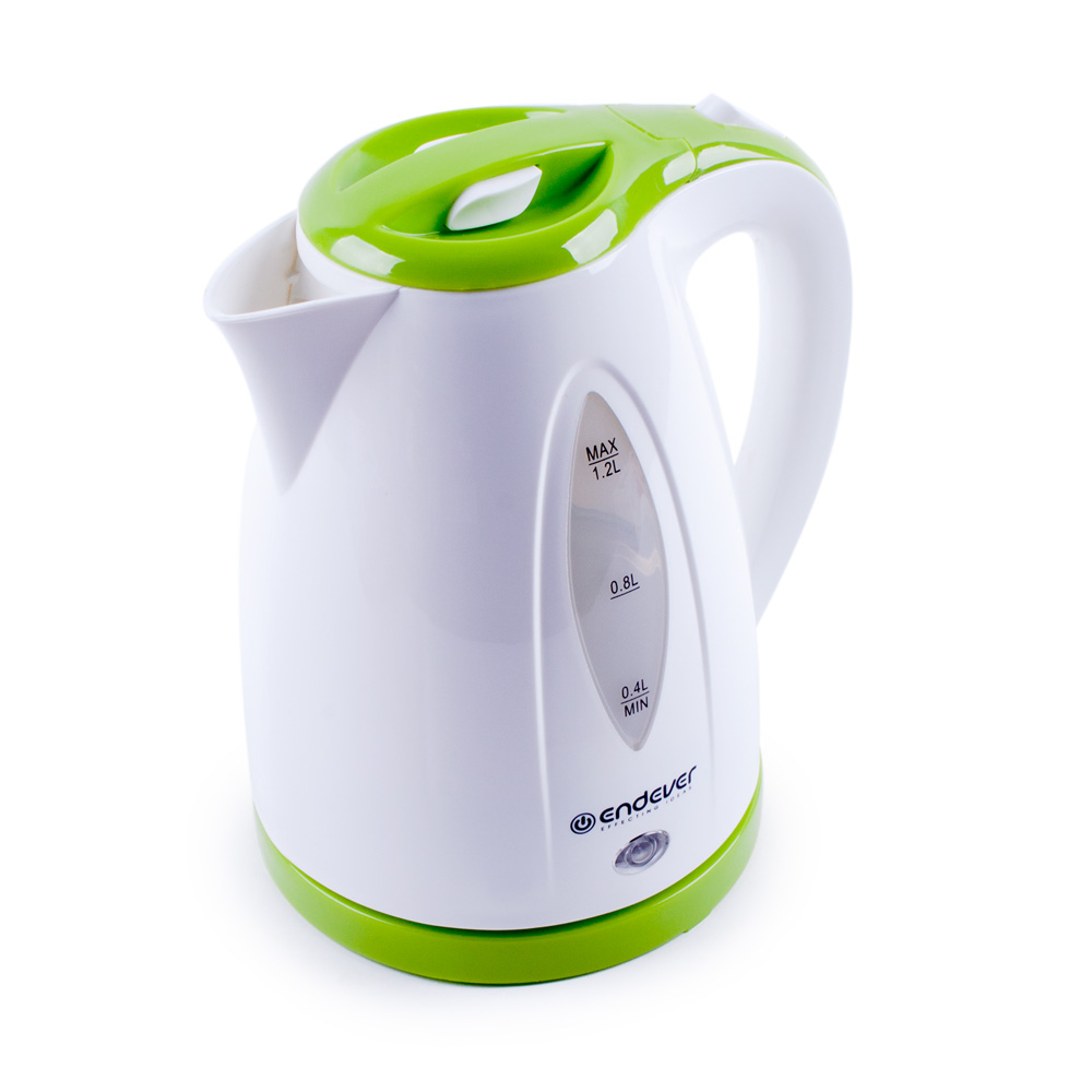 Electric kettle Endever Skyline KR-361 automatic water electric kettle teapot intelligent induction tea furnace
