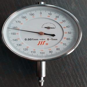 Mikrometr Dial wskaźnik pomiarowy 0-1mm/0.001mm precyzyjne narzędzia instrumentalne używane do pomiaru bicia i ciągu wału, luz przekładni