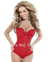 новые бесплатная доставка сексуальный корсет топы бюстье формирователь нижнее белье женское белье с стринги k5197