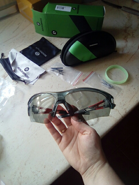 a9b0643be7 ▷ Comprar Gafas de Sol Fotocromáticas para Ciclismo 【Oferta】