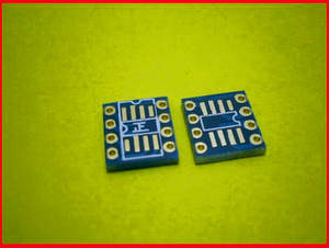 Adapter-Plate Electronic 10pcs Pcb Dual Single-Op-Amp Dip-Switch SMD Turn-Ad797/opa627
