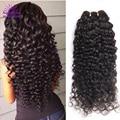 4 Связки Индийский Девы Волос Глубокий Weave Vip Волос Компании Afro Kinky Фигурные Наращивание Волос Сырье Индийского Вьющиеся Волосы Девственницы продажа