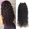 4 Bundles Indian Virgin Hair Deep Weave Vip Hair Company Afro Kinky Curly Hair Extensions Raw Indian Curly Virgin Hair Sale