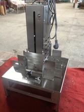 stainless steel 36kg/hour Chocolate Shaving Machine/chocolate cutting machine