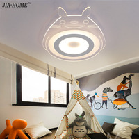 Ultra Thin Totoro Ceiling Lights Indoor Lighting Led Luminaria Abajur Modern Led Ceiling Lights For