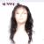8A pré Arrancadas 360 Fechamento de Renda Frontal Frontais Rendas Com o Cabelo do bebê Da Linha Fina Natural Brasileiro da Onda Do Corpo 360 Virgem Rendas cabelo