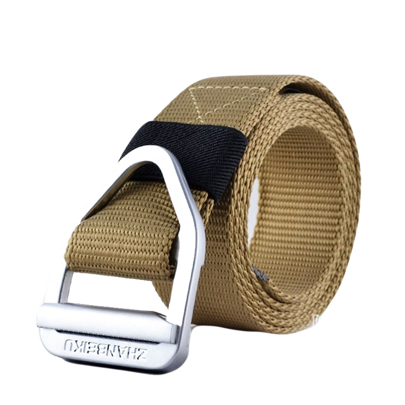 Automatic Buckle Nylon Belt Male Army Tactical Jeans Mens Luxury Waist Designer Belts Men Strap Ceinture