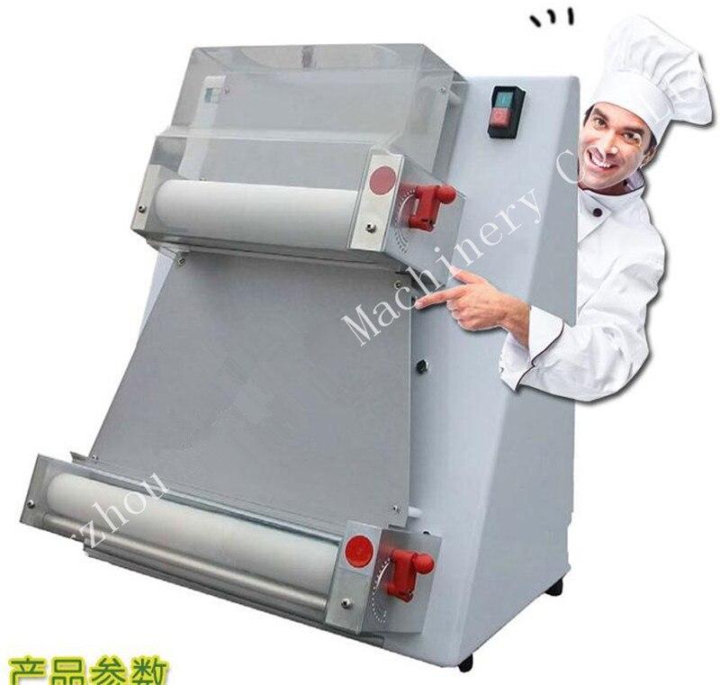 Pizza dough sheeter pizza dough press machine electric for Food bar press machine