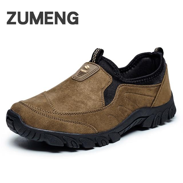 2017 осень-весна мужчины обувь повседневная slip-на освещенные взрослых дышащая мужская тренер мужской уютные квартиры досуг обувь обувь
