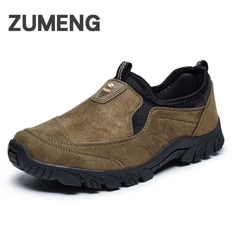 2017 autumn spring men shoes casual slip on lighted adults breathable mens trainer masculino cozy flats