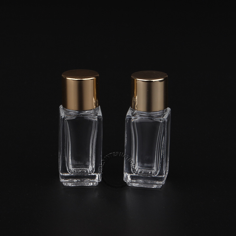 50 x 4ml Empty Perfume Bottle Sample Vials High Quality Miniature Fragrance Cosmetic Bottles Vintage Containers