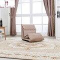 Criativo preguiçoso único tatami espessamento dobrável sofá pode desfazer e lavagem janela bay cadeira de lazer da cama arte de pano