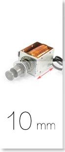 Open Frame Actionneur Serrure De Porte Micro Solénoïde Electromagnetic Lock