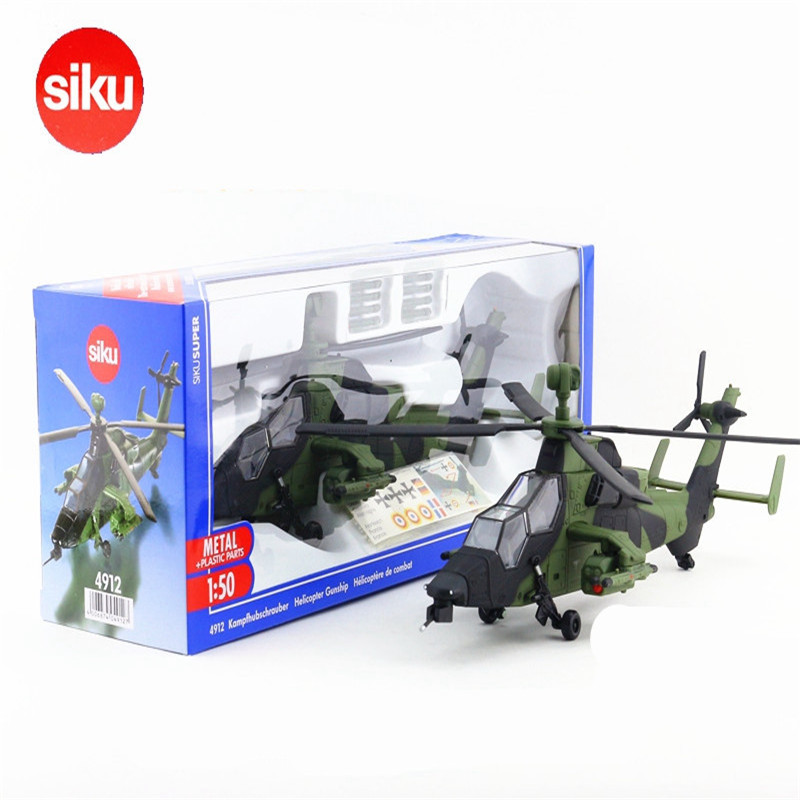 ФОТО 1:50 28cm SIKU Diecast Metal Airplane Toys, Alloy Toys Aircraft Models, Collectible U4912 Siku Models, Truck Toys For Children