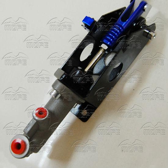 Universal Aluminum Master Cylinder 0.7 Inch Vertical Horizontal Racing Drift Rally Hydraulic Handbrake Hand Brake Purple Red Black Blue DSC_0307