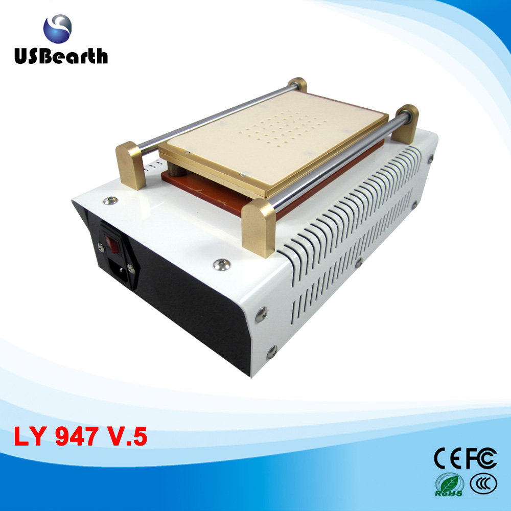ФОТО 2016 build-In Air Pump Vacuum LCD Separator Machine LY 947V.5 Split Screen Machine  For iPhone Samsung