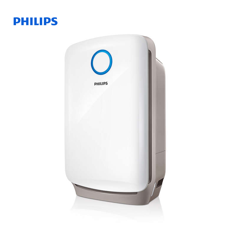 Philips combi 2 in 1 air purifier and humidifier living for Living room humidifier
