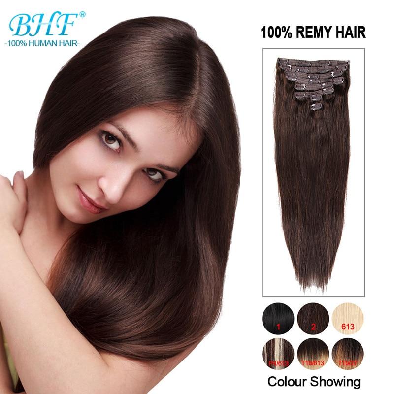 Clip in human hair  (17)
