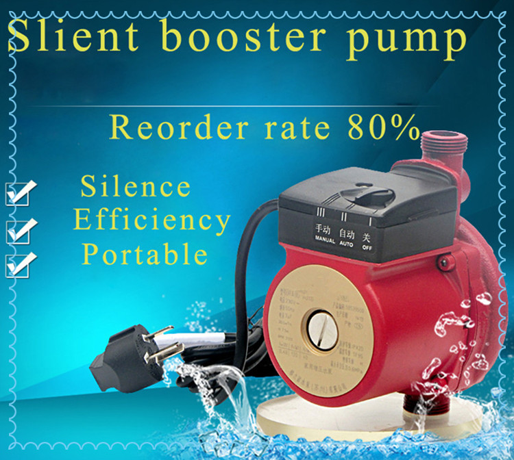 pressure booster pumps reorder rate up to 80% automatic booster pump shower booster pump inline reorder rate up to 80