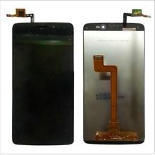 Nueva negro pantalla lcd + pantalla táctil para alcatel one touch idol 3 5.5 ot6045 6045 6045y 6045f digitalizador de montaje del marco