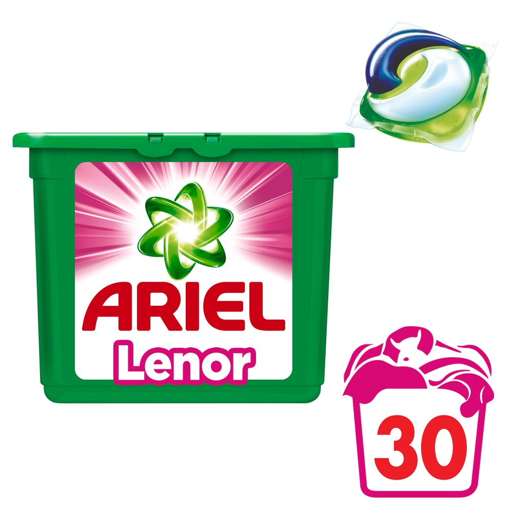 Washing Powder Capsules Ariel Capsules 3in1 Lenor Effect (30 Tablets) Laundry Powder For Washing Machine Laundry Detergent shiitake mushroom extract powder 30% polysaccharide powder