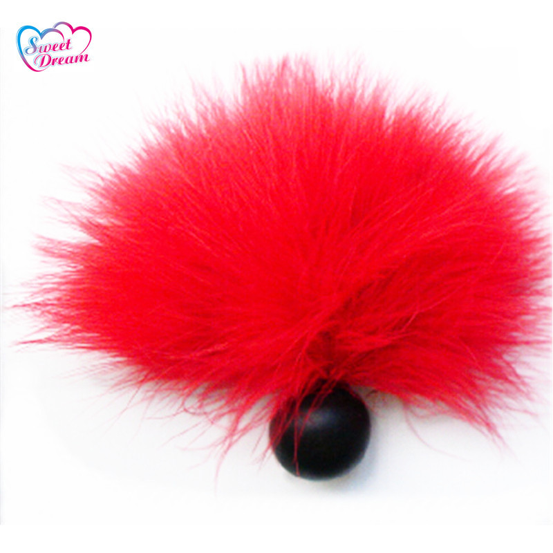 Anal Beads Animal Tail Butt Plug With Artificial Cute -5557