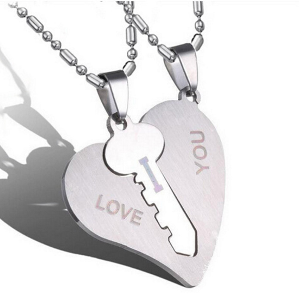 Compare Prices on Korean Couple Necklaces- Online Shopping/Buy Low ...