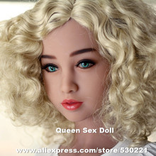 WMDOLL Top quality japanese sex doll head for real silicone doll, oral sexy heads, sex products