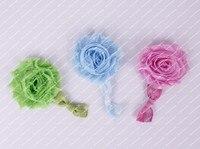 горшок цветок упругие волосы галстук-идеальный cons хвост date 500 шт
