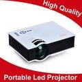 Mini projetor Unic 40 LED Projetor LCD 800*480 800 Lumens de Brilho HD Home Cinema Teatro Suporte HDMI USB VGA AV ATV Novo
