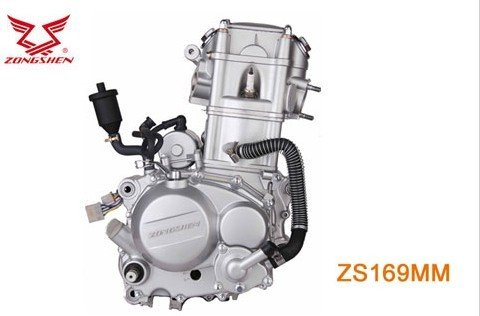 US $399 99 |zongshen 250cc CB250 water cooled engine 1 cylinder 4 stroke  dirt off road ATV quad bike motorbike free shipping-in Engines from