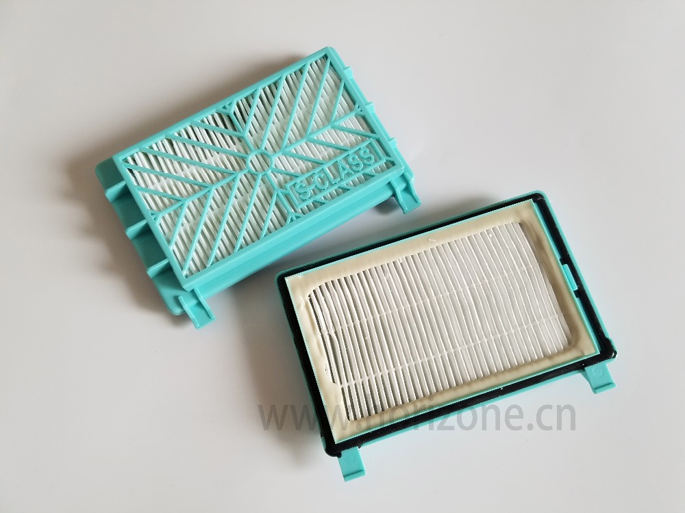 2X Replacement HEPA Filter For Philips FC8613 FC8614 FC8720 FC8722 FC8732 HR8569 HR8910 HR8571