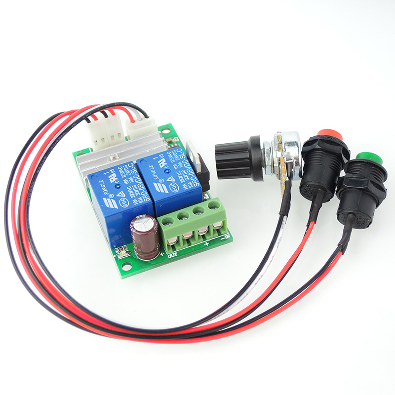 Colorful electric motor controller frieze electrical and for Pwm ac motor control
