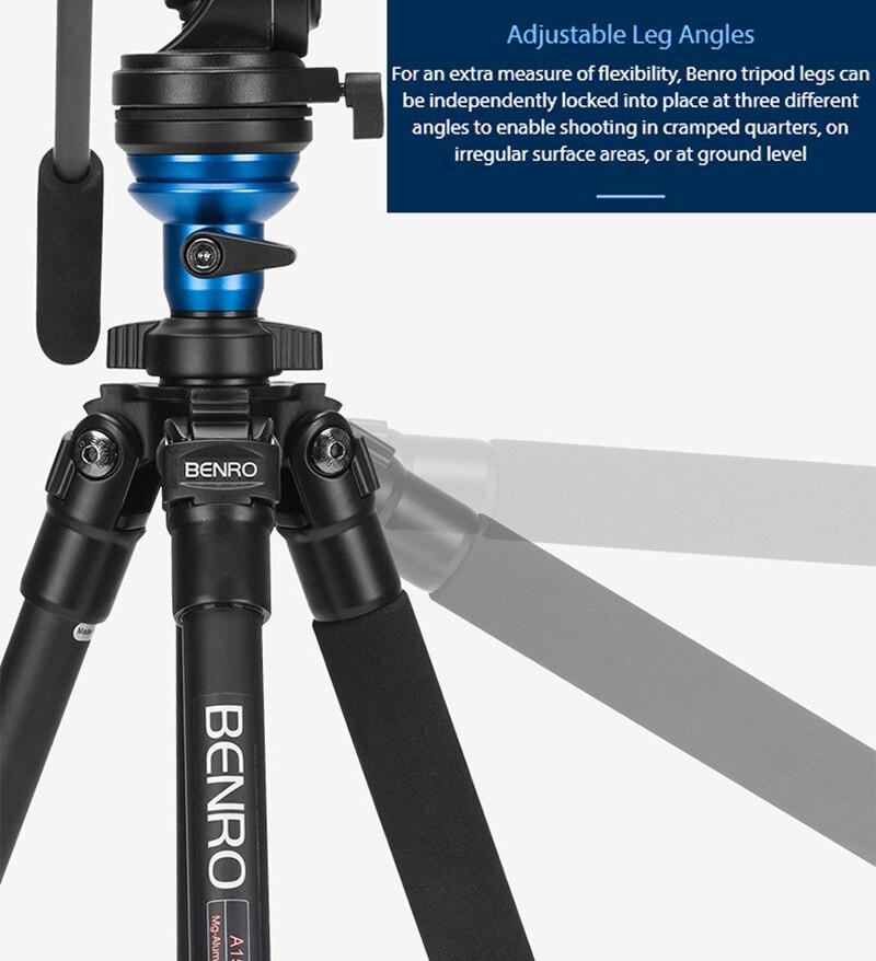 ეფექტური BENRO A1573FS2 - კამერა და ფოტო - ფოტო 5